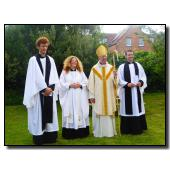 The Ordination of Priests at St Michael